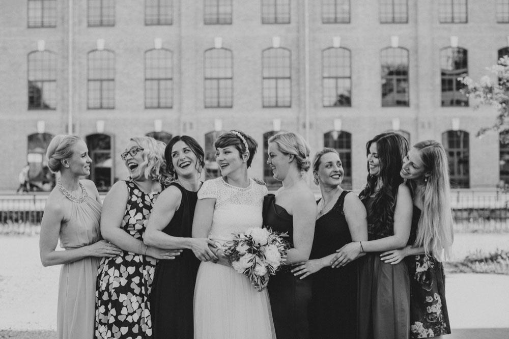 Urbane Hochzeit Muenchen-61
