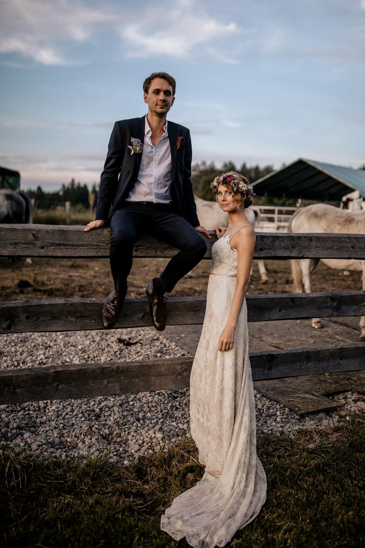 boho hippie Hochzeit 133