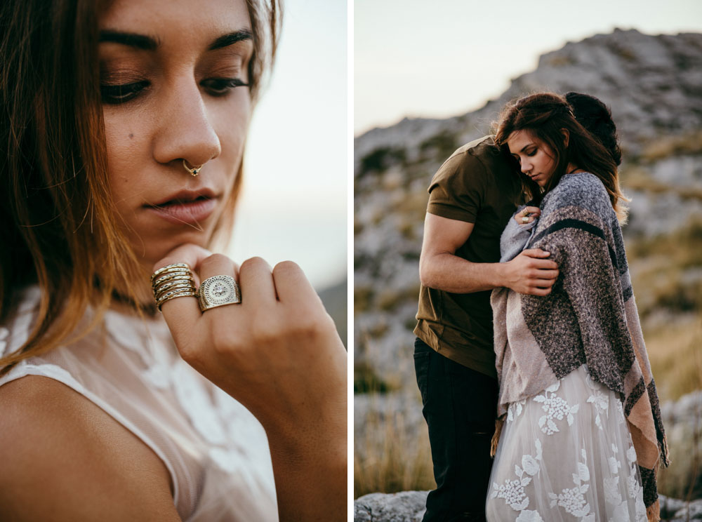 hippie indie wedding mallorca photographer 06
