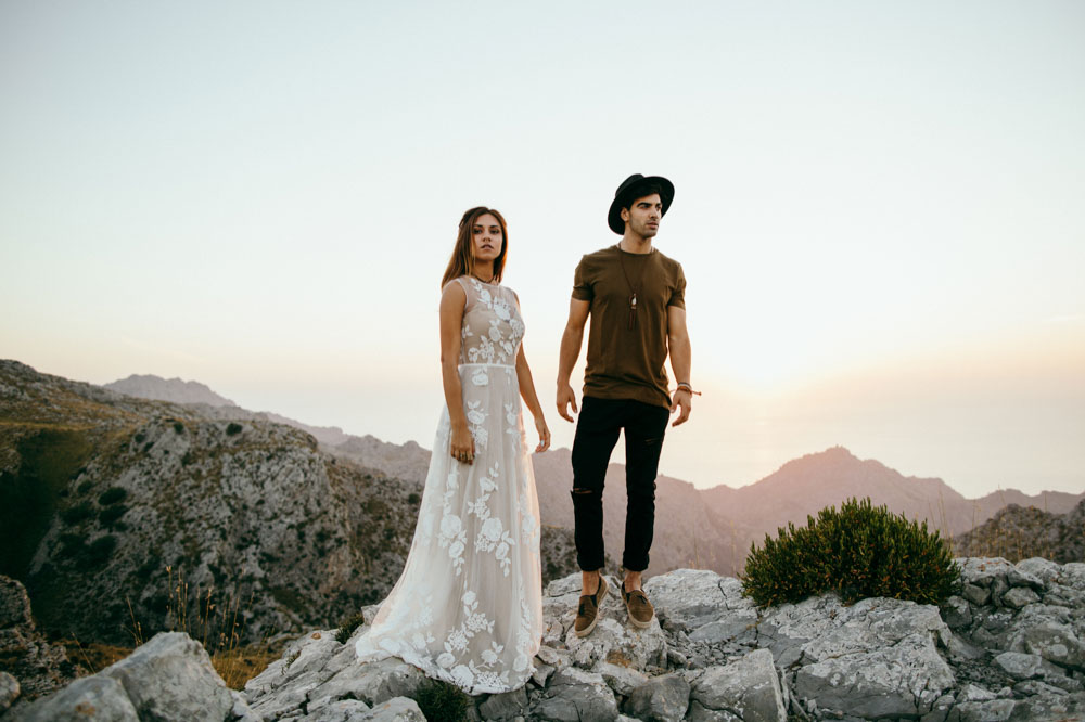 hippie indie wedding mallorca photographer 10