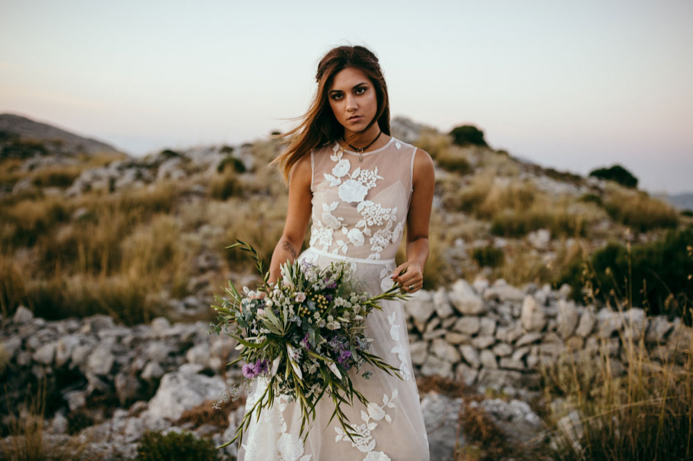 hippie indie wedding mallorca photographer 24