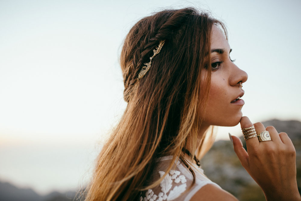 hippie indie wedding mallorca photographer 28