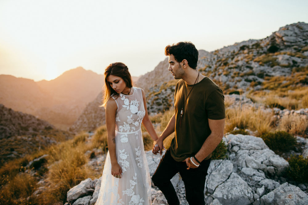 hippie indie wedding mallorca photographer 32