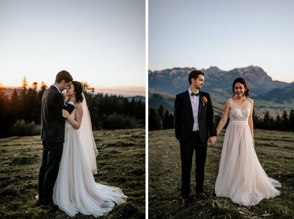 Mountain Wedding Switzerland Photographer 171