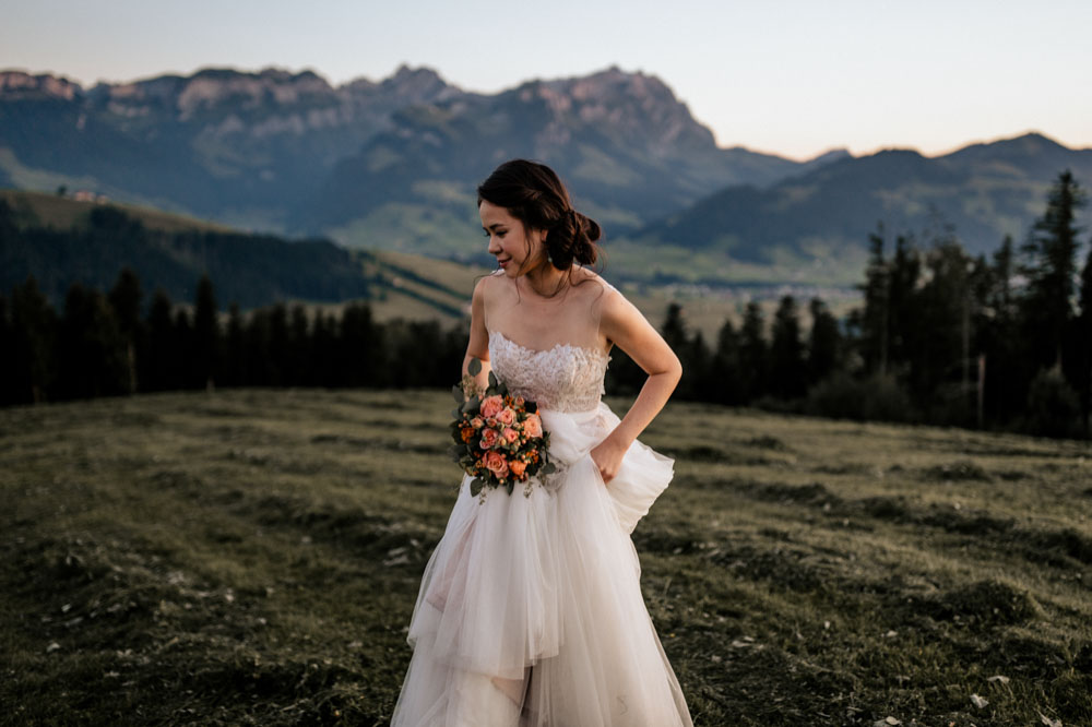 Mountain Wedding Switzerland Photographer 174