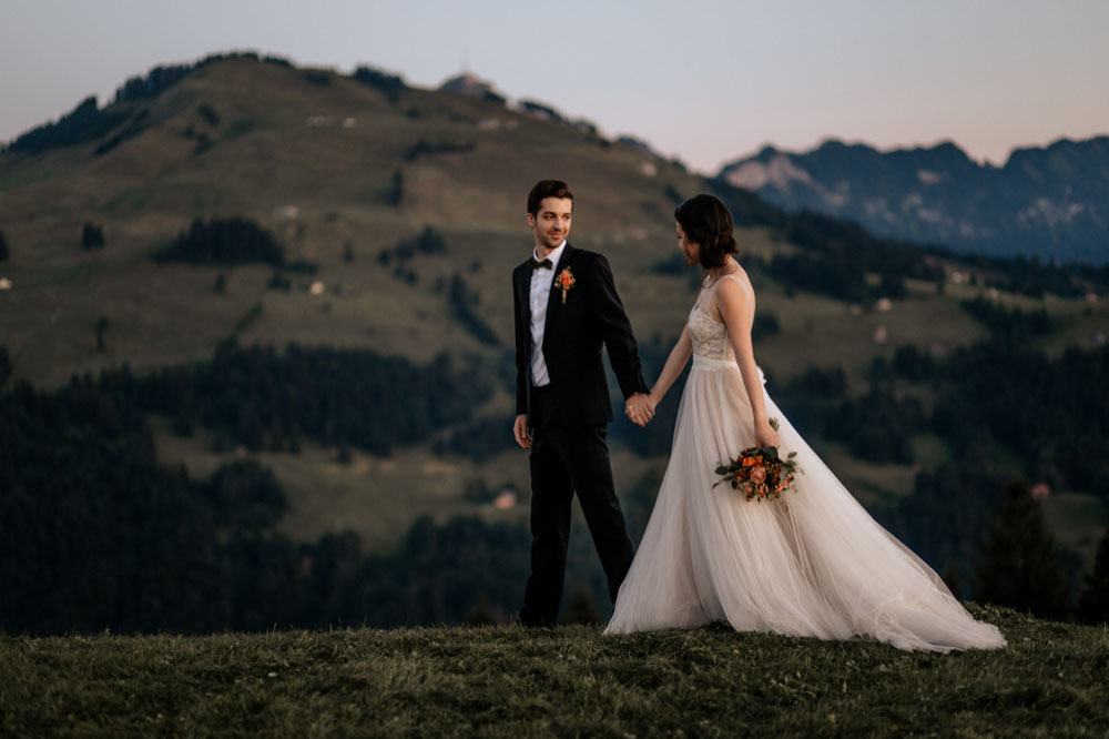 Mountain Wedding Switzerland Photographer 175