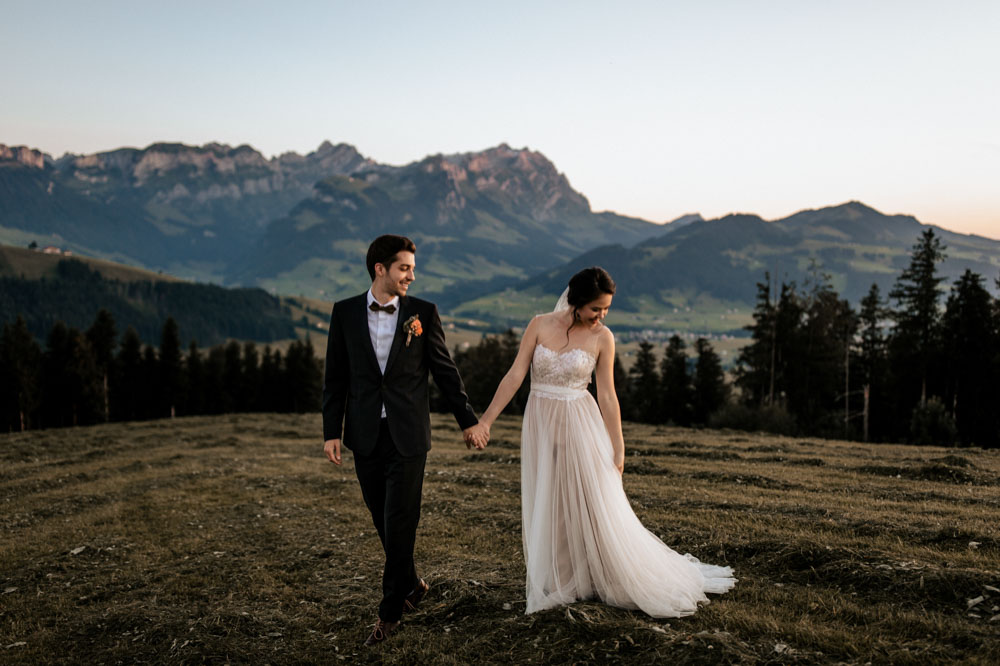 Mountain Wedding Switzerland Photographer 177