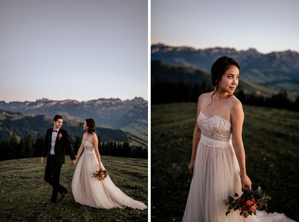 Mountain Wedding Switzerland Photographer 178
