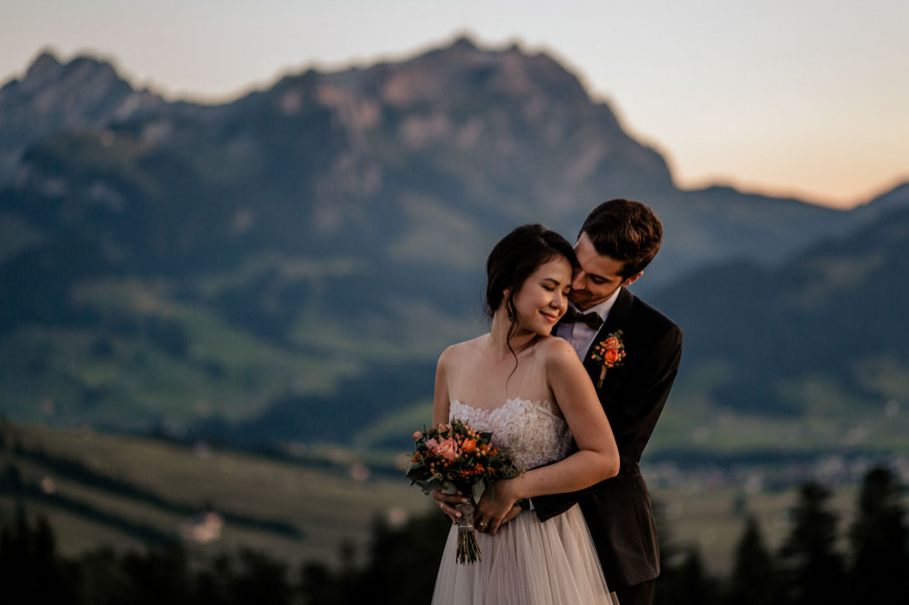 Mountain Wedding Switzerland Photographer 179