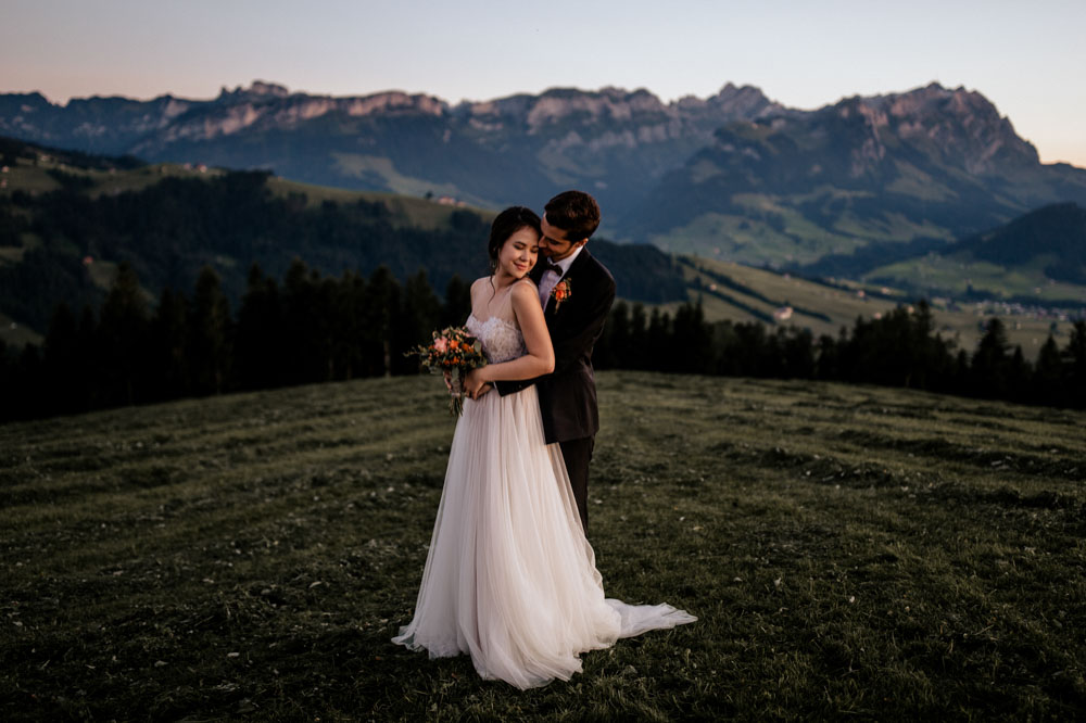 Mountain Wedding Switzerland Photographer 180