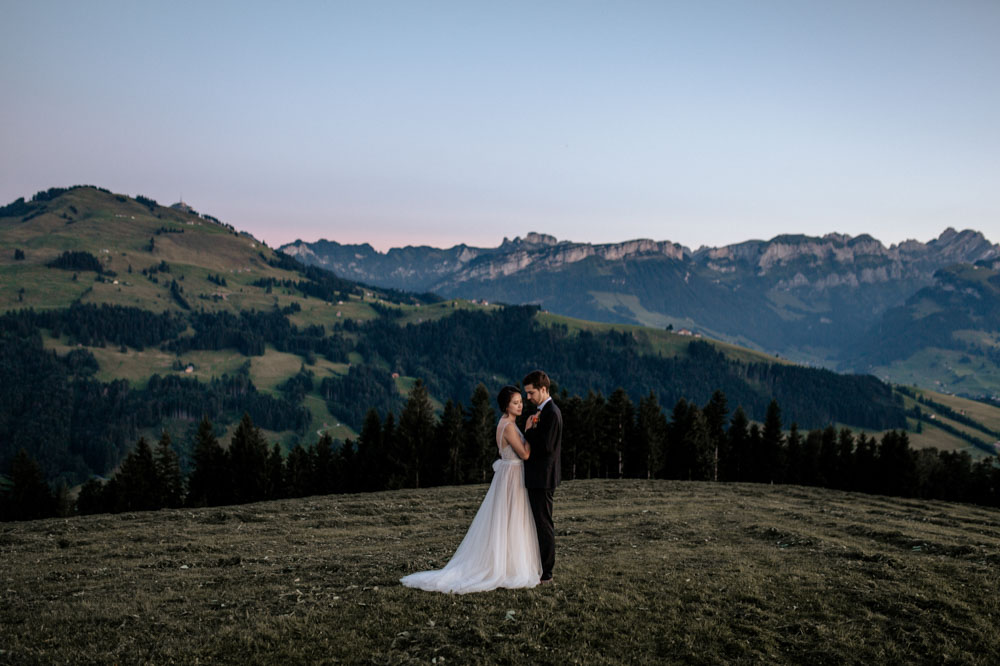 Mountain Wedding Switzerland Photographer 185