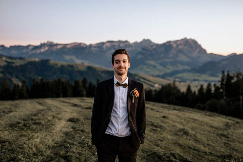 Mountain Wedding Switzerland Photographer 190