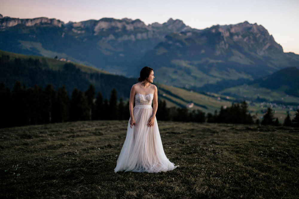 Mountain Wedding Switzerland Photographer 199