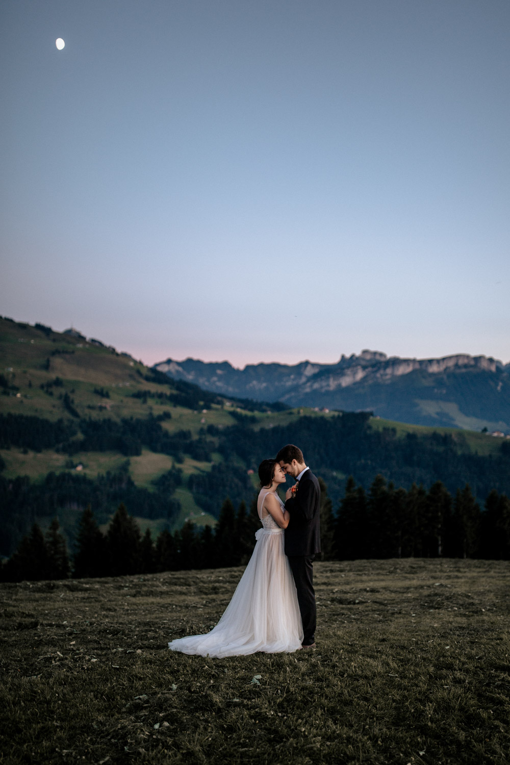 Mountain Wedding Switzerland Photographer 201