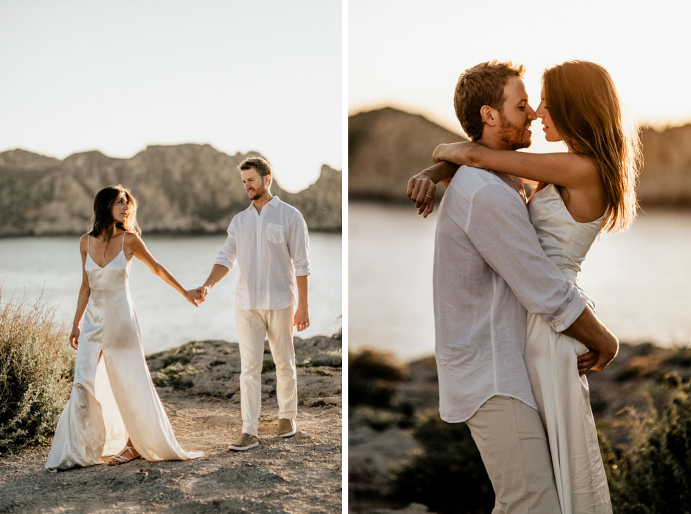 Mallorca Engagement Photographer