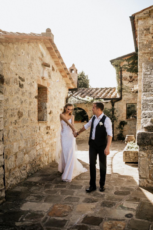 Toskana Hochzeit Fotograf