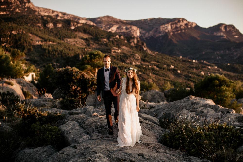 Elopement Mallorca Fotograf