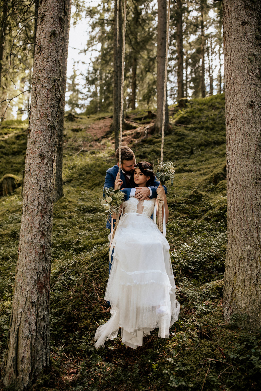 Forest Wedding Boho