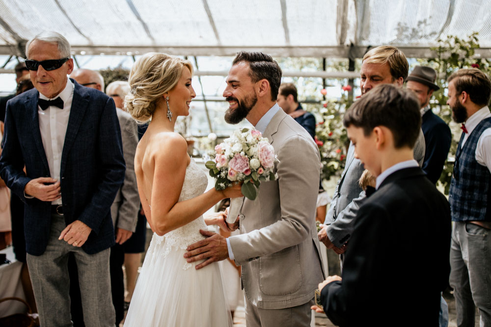 Greenhouse Wedding