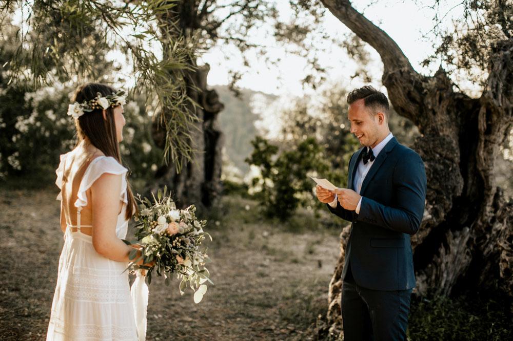 Intimate Wedding Cas Xorc Mallorca