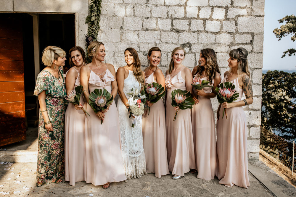 Croatia Wedding in Split, Wedding Photographer Croatia Split dalmatian island