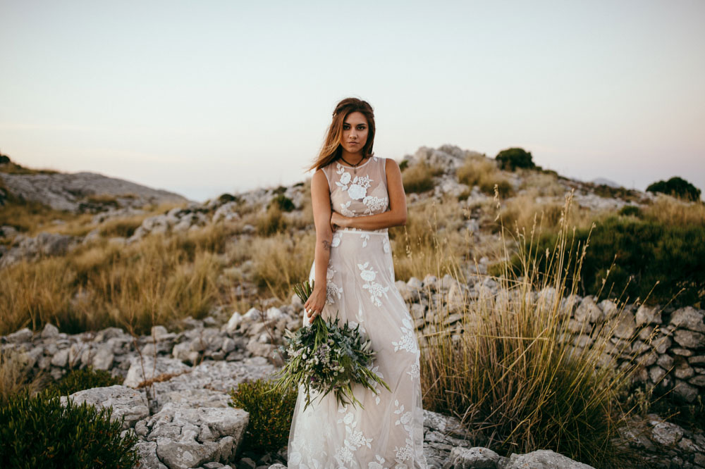 hippie indie wedding mallorca photographer 29