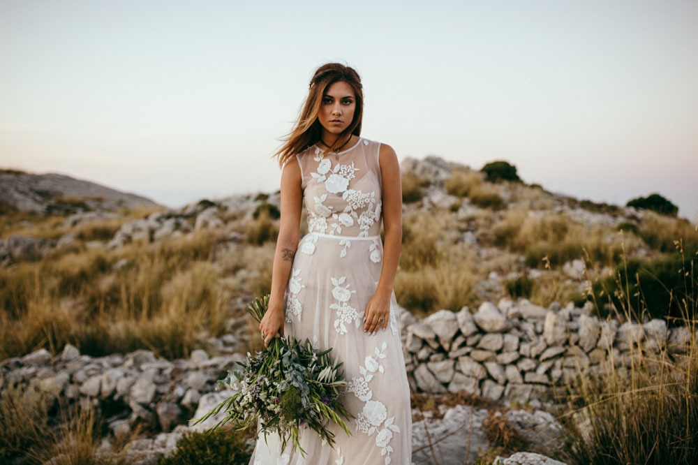 hippie indie wedding mallorca photographer 46