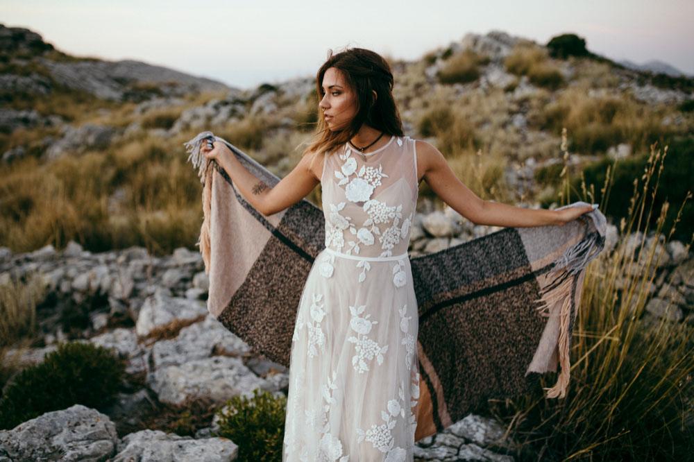 indie hippie Hochzeit Mallorca Fotograf 02