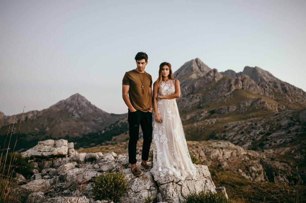 indie hippie Hochzeit Mallorca Fotograf 07