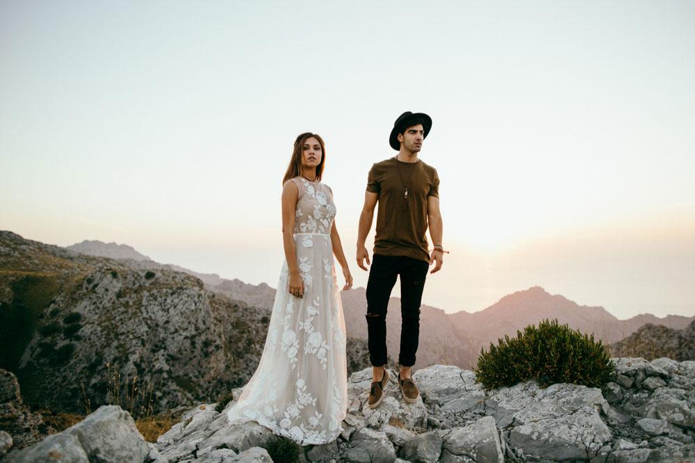 indie hippie Hochzeit Mallorca Fotograf 10