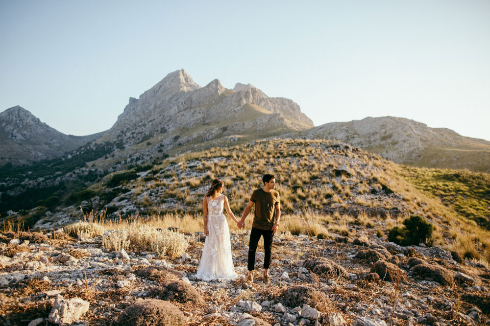 indie hippie Hochzeit Mallorca Fotograf 19