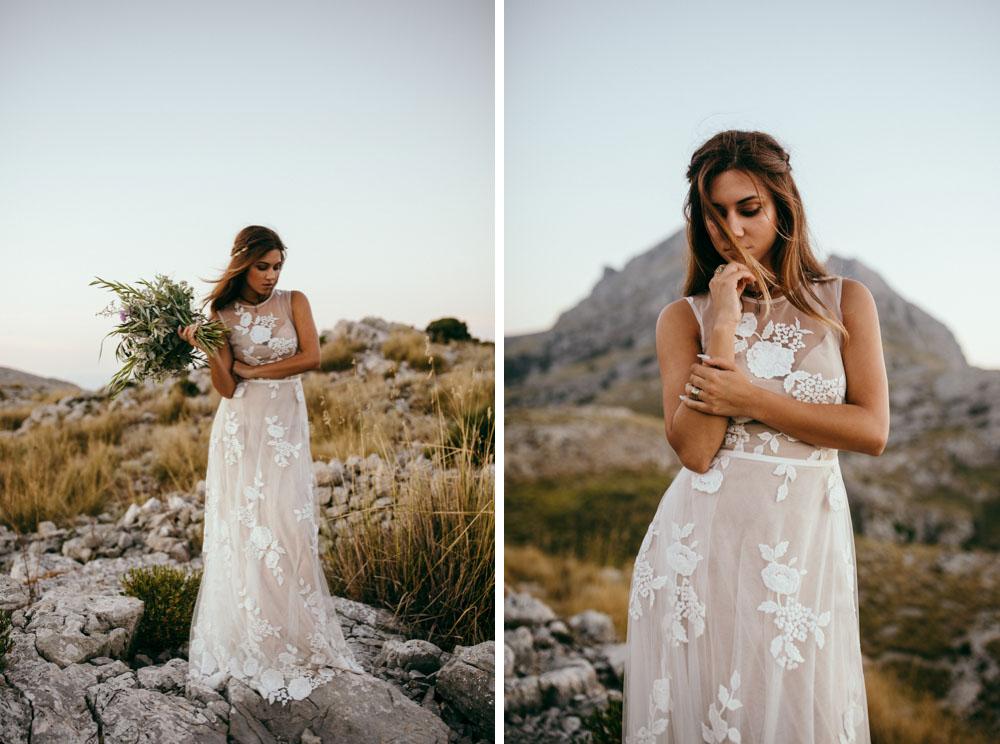 indie hippie Hochzeit Mallorca Fotograf 25