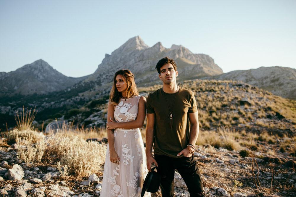 indie hippie Hochzeit Mallorca Fotograf 39