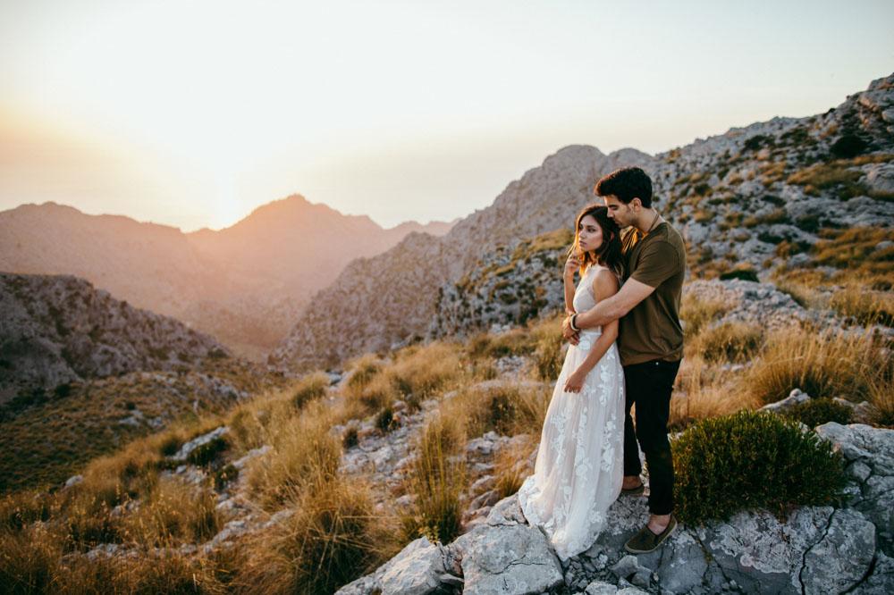 indie hippie Hochzeit Mallorca Fotograf 49