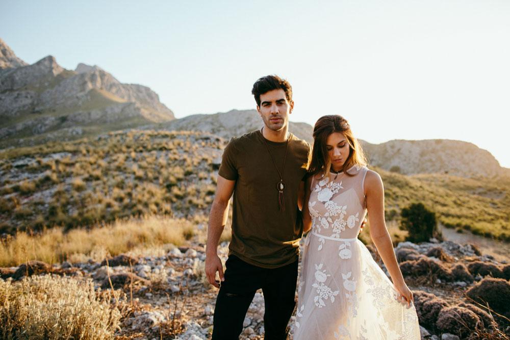 indie hippie Hochzeit Mallorca Fotograf 51
