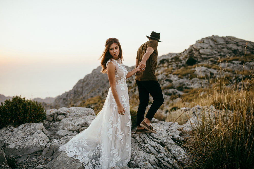 indie hippie Hochzeit Mallorca Fotograf 59