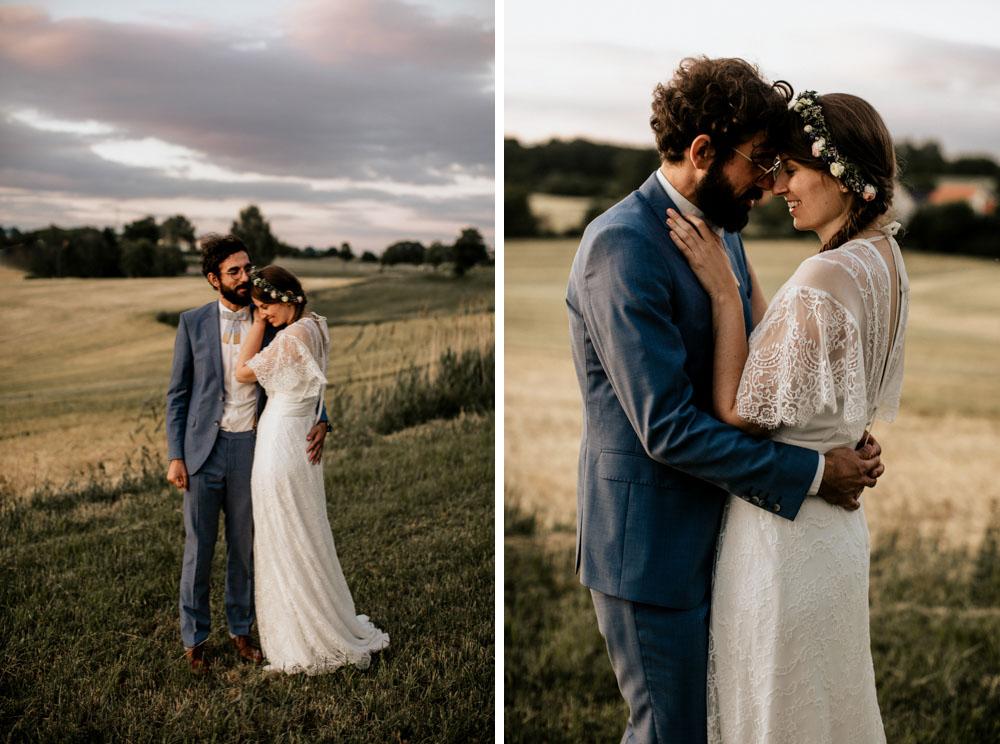 Alpaka Farm Hochzeit