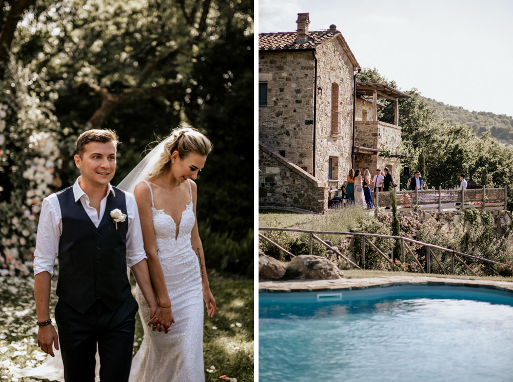 Tuscany Wedding Photographer