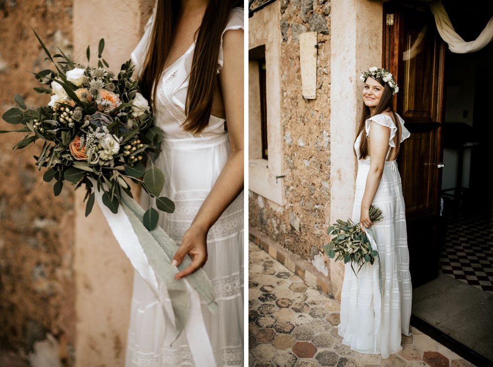 Intimate Wedding Ca's Xorc Mallorca