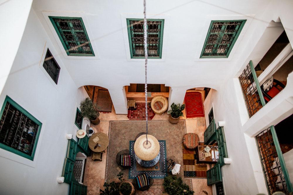Marrakesh Elopement