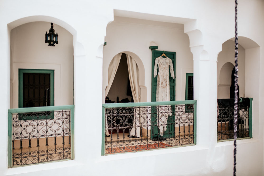 Marrakech Elopement