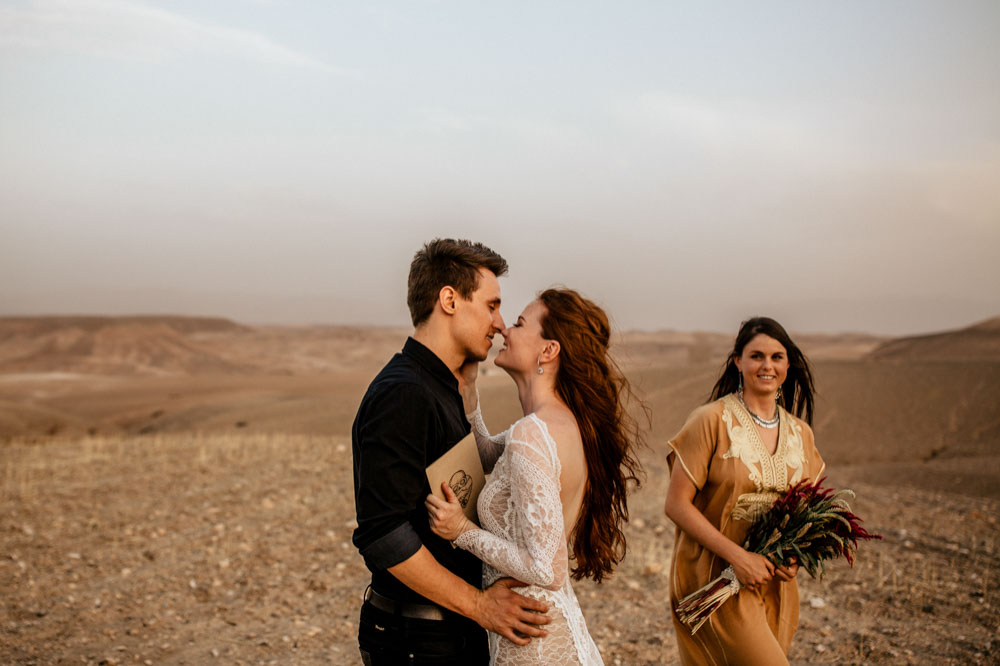 Marrakech Elopement