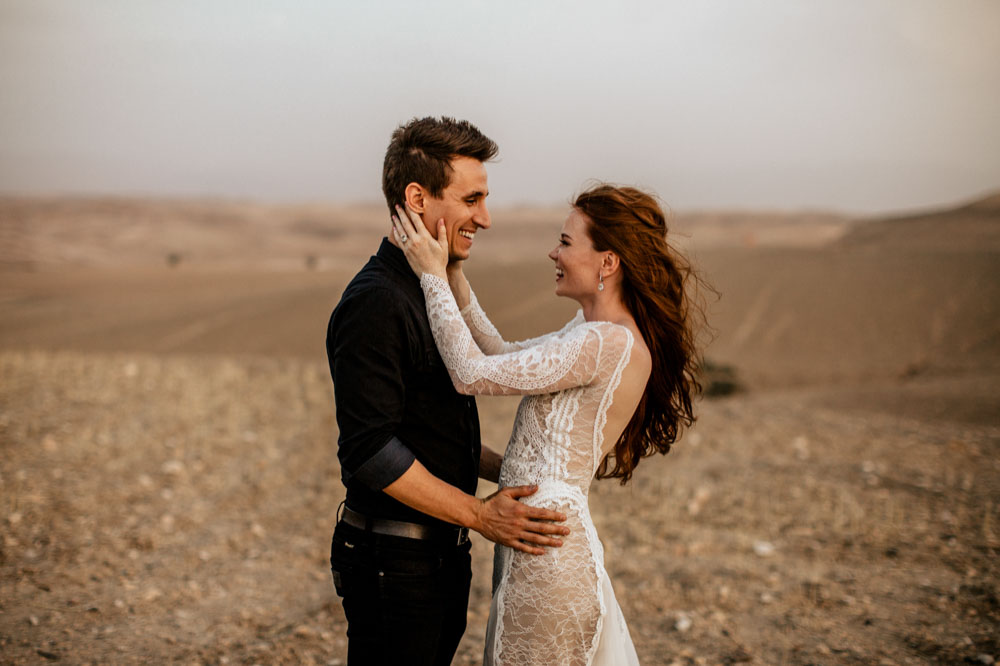 Marrakesh Elopement