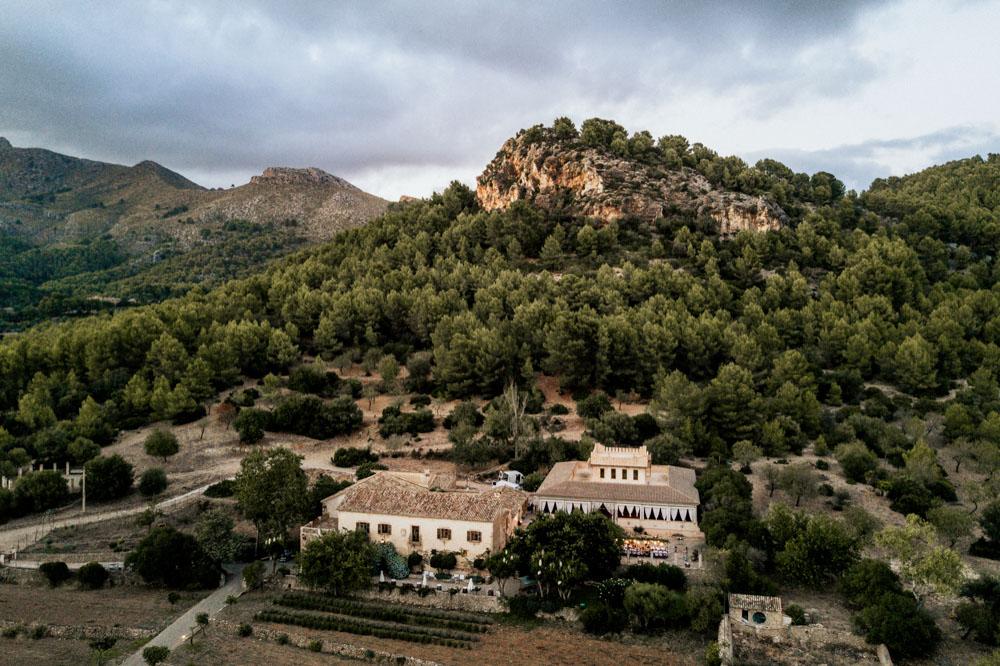 Finca hochzeit Mallorca heiraten in Spanien Mallorca Son Bosch finca