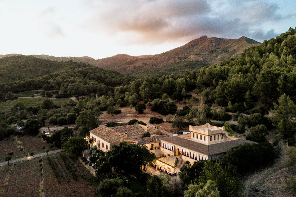 Finca hochzeit Mallorca heiraten in Spanien Mallorca Finca Son Bosch Mallorca