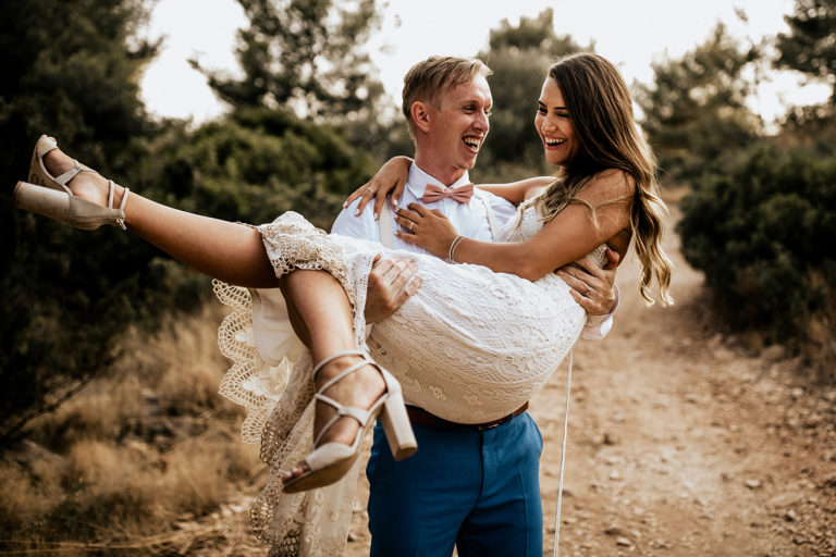 Kroatien Hochzeit in Split Hochzeitsfotograf Kroatien