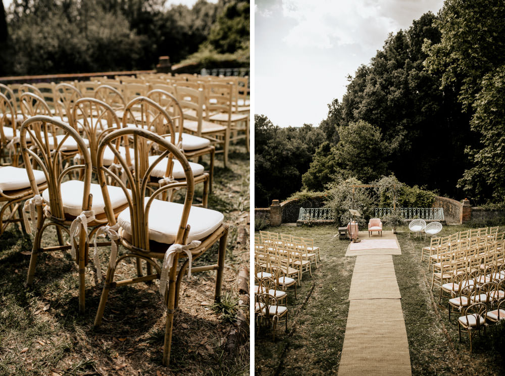 Villa Lena Tuscany Wedding Photographer