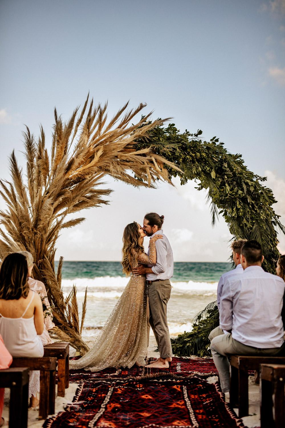 tulum beach wedding photographer