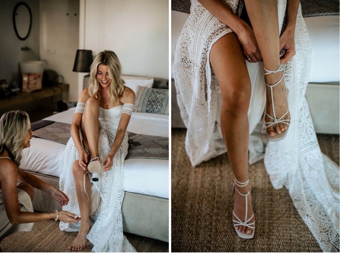 rue de seine bridal New Zealand wedding Mykonos