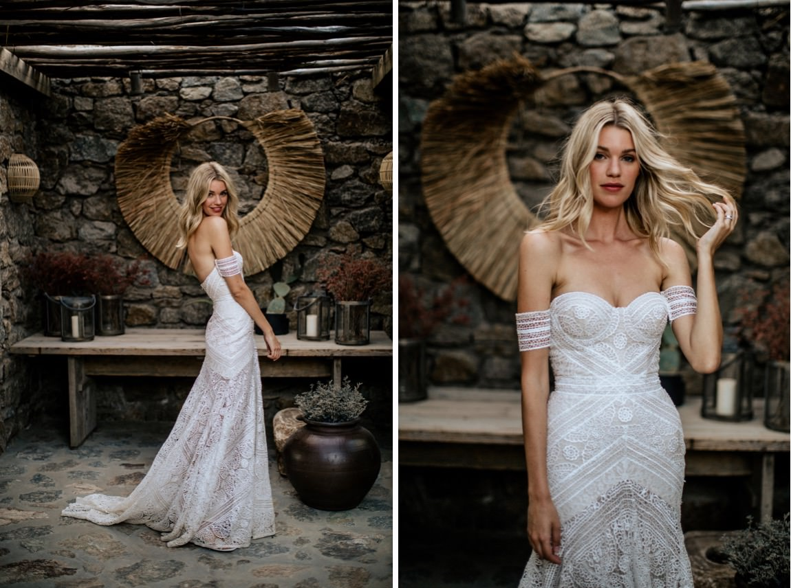 rue de seine bridal wedding photographer New Zealand